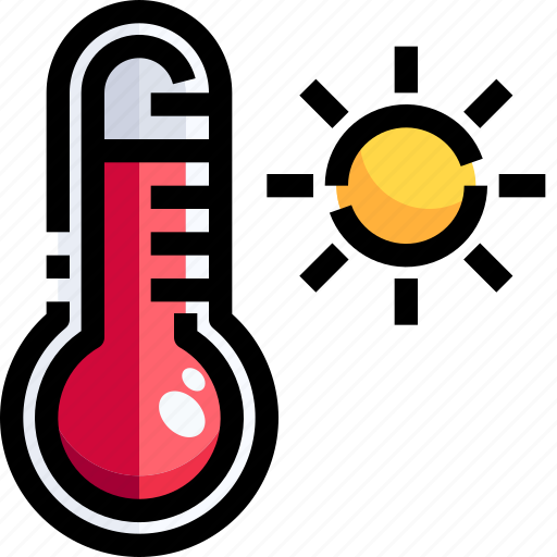 Celsius, degrees, farenheit, high, temperature, temperatures, thermometers icon - Download on Iconfinder
