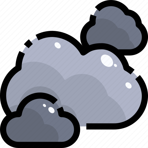 Atmospheric, cloud, clouds, cloudy, meteorology, sky, weather icon - Download on Iconfinder