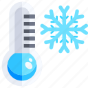 celsius, degrees, farenheit, low, measurement, temperature, thermometer