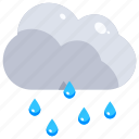 light, meteorology, rain, rainy, sky, storm, weather icon