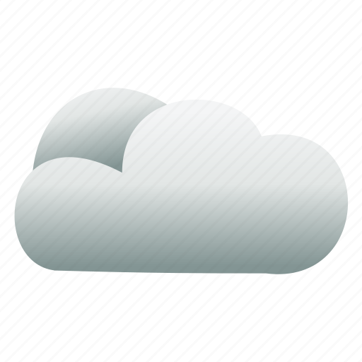 Cloud, cloudy, sun, weather icon - Download on Iconfinder