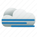 cloud, cloudy, fog, weather icon