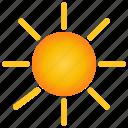 summer, sun, sunny, weather