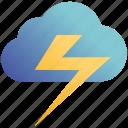 cloud, lightning, meteo, meteorology, thunder, weather