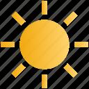 day, hot, sun, sunlight, sunny, weather