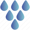 drops, rain, rainy, shower, water, weather
