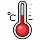 celsius, degree, temperature, weather