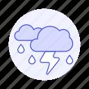 cloud, flash, meteorology, rain, rainy, sky, storm, stormy, thunderbolt, time, weather