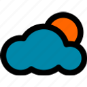 cloudy, forecast, summer, sun, sunny, weather, winter