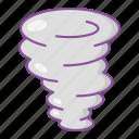 tornado, storm, weather, hurricane