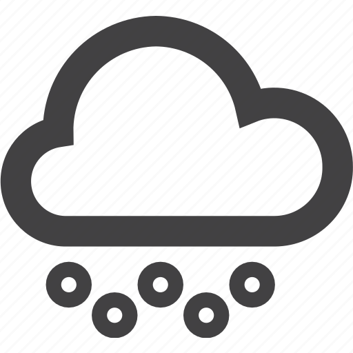 Cloud, rain, snow, weather icon - Download on Iconfinder