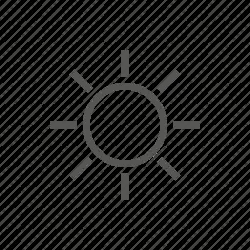 Hot, summer, sun, warm, weather icon - Download on Iconfinder