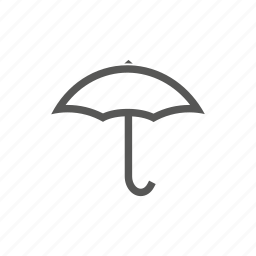 insurance, protection, rain, raining, security, umbrella, weather icon