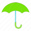 cloud, rain, umbrella, weather icon