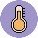 cold, hot, instrument, temperature, thermometer icon