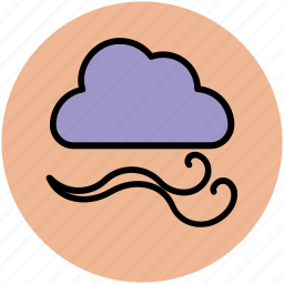 clouds, weather, weather outlook, weather prediction, winds, windy icon