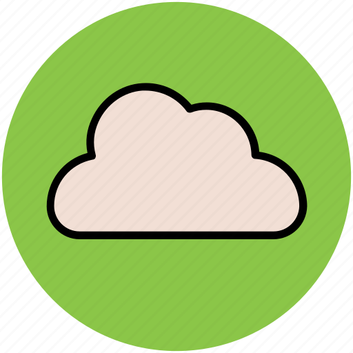 cloud, cloudy weather, forecast, sky cloud, weather, weather outlook, weather prediction icon