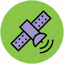 communication, satellite, space, technology, wireless icon