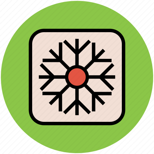 crystal flake, ice, ice flake, snowflake, winter, winter flake icon