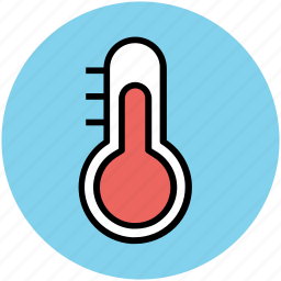 cold, hot, instrument, temperature, thermometer icon