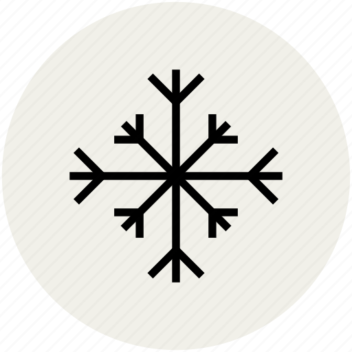 cold, december, forecast, snow, snowflake, weather, winter icon