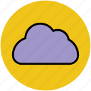 cloud, nature, puffy cloud, sky cloud, weather icon