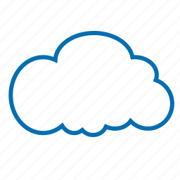 cloud, color, weather icon