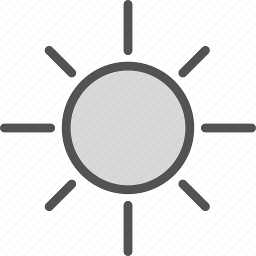 heat, shinesunset, sun, warm icon