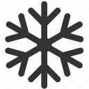 cold, forecast, frost, snow, snowflake, weather, winter icon