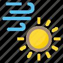 wind, sun, weather, cloud, forecast, rain, cloudy