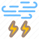 storm, cloudy, weather, forecast, climate, lightning, thunder