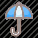 umbrella, weather, forecast, cloud, sun, rain, cloudy