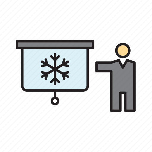 forecast, forecaster, met-man, meteorologist, meteorology, weather, weatherman icon