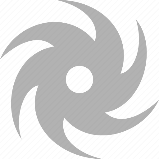 Cyclone, cyclonic, hurricane, storm, tropical, typhoon, weather icon - Download on Iconfinder