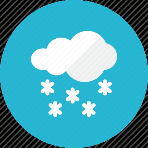 1, snow icon