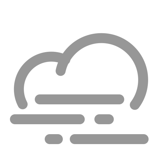 cloud, foggy, weather icon