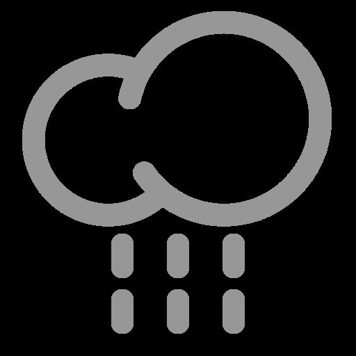 light rain, rain, rainny, weather icon