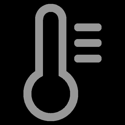 celcius, cold, fahrenheit, thermometer, weather icon