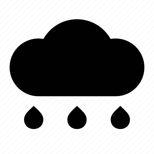 cloud, rain, storm, weather icon