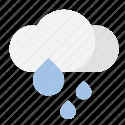 rain, storm, weather icon
