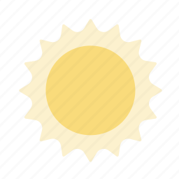 clear, day, sunny, weather icon