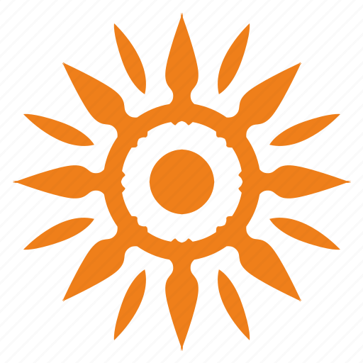 Bright, flame, planet, shine, sun icon - Download on Iconfinder