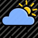 cloud, rainy, weather5 icon