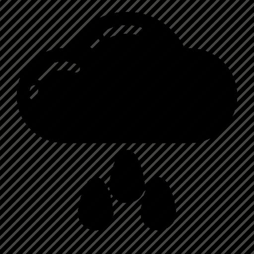 cloud, rain, sky icon