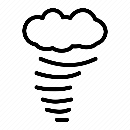 calamity, disaster, disater, hurricane, storm, tornado, weather icon