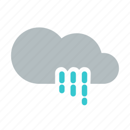 drizzle, heavy rain, mix rainfall, rain, rainfall, shower, weather icon