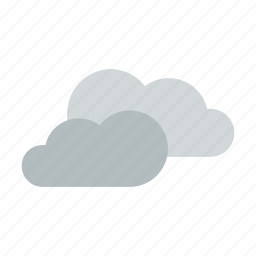 clouds, cloudy, fog, forecast, mostly cloudy, weather icon