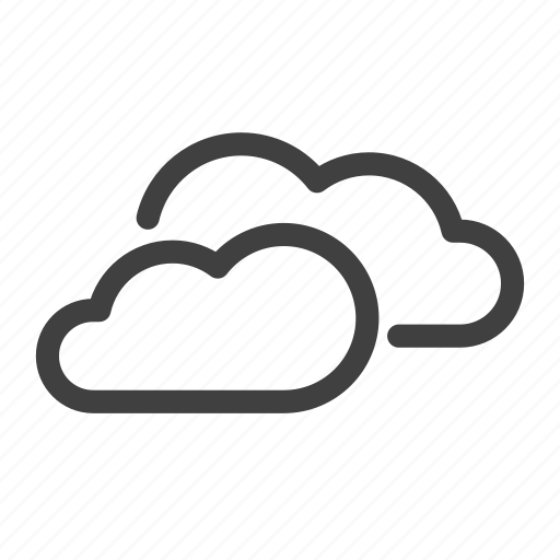 climate, cloud, cloudy, fog, mostly cloudy, smoke, weather icon
