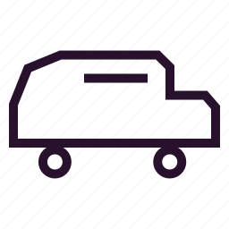 car, delivery, passenger car, supply, transport, vehicle, web icon
