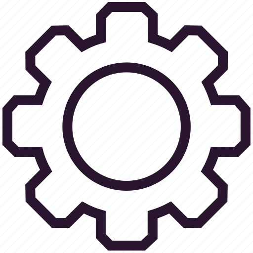 cogwheel, configuration, construction, control, edit, settings, tool icon